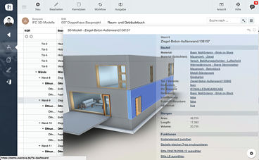 NOVA AVA BIM Cloud-Services